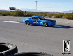 Ron's pro-touring at speed on the Spring Mountain track Mustang Fastback, Mustang Cars, Shelby Car, Touring, Cool Cars, Race Cars, Budgeting, Track, Mountain