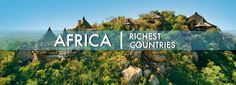 Richest african country - top 10 list