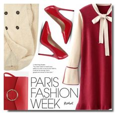"""""""Paris Fashion Week"""" by soks ❤ liked on Polyvore featuring Free People, parisfashionweek and Packandgo"""