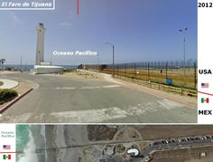 Confini amministrativi - Riigipiirid - Political borders - 国境 - 边界: 2012 MX-US Mehhiko-Ameerika Ühendriigid Messico-St...