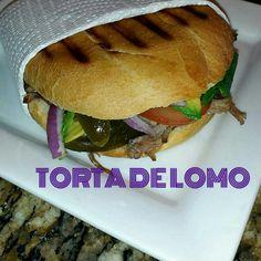 RECETA FACIL DE TORTA DE LOMO