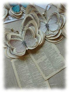 paper butterflies | Tumblr