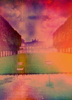 Tame Impala album art by Leif Podhajsky