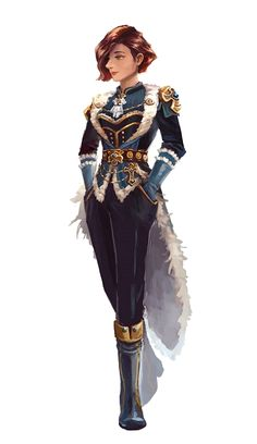 Female Human Aristocrat Court Bard - Pathfinder PFRPG DND D&D 3.5 5th ed d20 fantasy