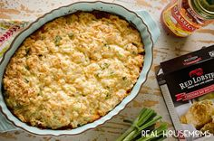 This Cheddar Bay Chicken Bake is an amazingly simple one-dish meal the whole family will love!