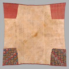 Wari, Mantle, Peru, 7th-9th Century