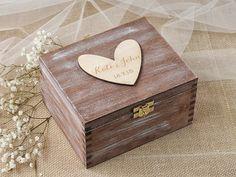 Rustic Ring Bearer Box, Heart Wedding Ring Box, Custom Wood Wedding Ring Bearer Box, Rustic Wooden Ring Box, Model no: Heart Wedding Rings, Wedding Ring Box, Wedding Album, Wedding Jewelry, Wedding Ceremony, Ring Bearer Pillows, Ring Bearer Box, Wooden Ring Box, Wooden Rings