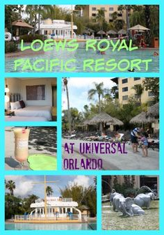 **Disclosure: I was stayed at the Loews Royal Pacific Resort as part of an awesome press trip at Universal Studios Orlando, but all of the opinions you will read here are strictly my own and were . Universal Orlando Florida, Orlando Travel, Orlando Resorts, Orlando Vacation, Vacation Trips, Universal Resort, Florida Vacation, Vacation Ideas, Vacations