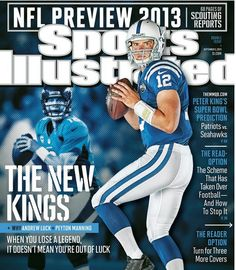 Colin Kaepernick, Andrew Luck, Robert Griffin III, Russell Wilson on Sept. 2 covers of SI Super Bowl Predictions, But Football, Football Baby, Football Season, Wilson Sport, Si Cover, Robert Griffin Iii, Sports Illustrated Covers, Cleveland Indians Baseball