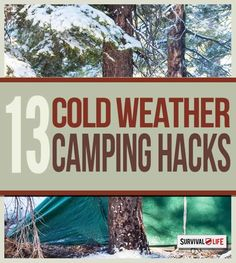 Outdoor Survival winter camping, camping in cold weather, camping tips, camping hacks Camping Hacks, Solo Camping, Camping Guide, Camping Checklist, Camping Activities, Camping And Hiking, Camping With Kids, Family Camping, Tent Camping