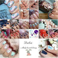 Malý koutek krásy: Měsíční shrnutí & co se nastřádalo na Instagramu Convenience Store, Nail Art, Instagram, Convinience Store, Nail Arts