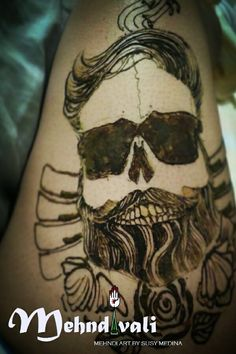 Henna indo-arábiga Citas/información por inbox de la pág www.facebook.com/susymehndina88 #henna #mehndi #tattoo #bodyart #Aguascalientes #Mexico