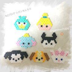Disney melty beads