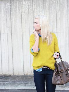 Sweater Knit (by Kellen Hofer) http://lookbook.nu/look/4209981-Sweater-Knit