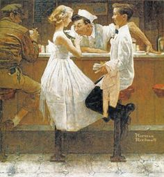 SchoolhouseTeachers.com members - enjoy a Valentine's Day themed art appreciation study this week when Everyday Easels looks at Norman Rockwell's After the Prom. http://schoolhouseteachers.com/dailies/