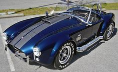 Auto Transport Made Simple Ac Cobra, Ford Shelby Cobra, Old Muscle Cars, American Muscle Cars, Pony Car, Sweet Cars, Car Ford, Amazing Cars, Awesome