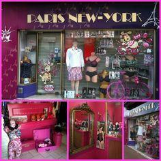 PARIS NEW YORK prêt à porter et lingerie grandes tailles du 44 au 66 58 rue maréchal Leclerc 50000 SAINT-LO www.parisnewyorkstlo.fr
