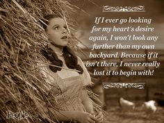 """Still of Judy Garland in The Wizard of Oz - singing """"over the Rainbow"""" Still one of the greatest songs and one of the greatest voices. Wizard Of Oz Quotes, Wizard Of Oz 1939, Wizard Wizard, Wizard Of Oz Movie, Victor Fleming, Broadway, Dorothy Gale, Favorite Movie Quotes, Favorite Things"""