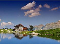 VIVIANI PRADALAGO : mountain hut in Madonna di Campiglio : Trentino