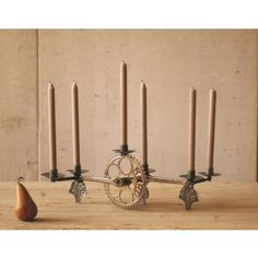 Bike Sprocket Candle holder