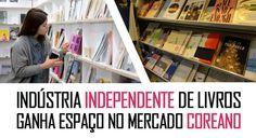 Cresce a Indústria Independente de livros no mercado coreano