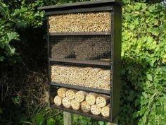 insectenhotel bouwen - Google Search
