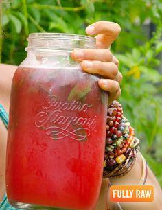 The Watermelon Juice Secret! Pure Goodness in a Jar!   http://youtu.be/Mp2NBdOrHoM