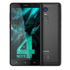Телефон андроид Uhans Note 4. Купить недорого в Your Home Shop, бесплатная доставка.