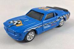 Maisto 1/64 Scale 70 Boss Mustang Tonka 2002 Hasbro #Maisto #Ford