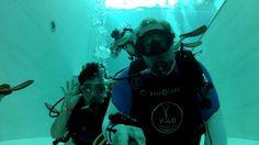 Diego Susat - Selfie subacqueo per il concorso Eudi Selfie. Vinci un biglietto per Eudi Show ogni settimana!   [sub scuba diving selfie for eudi show eudiselfie contest, european dive show]