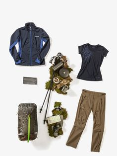 Be prepared for the next adventure with this look: Wo Dronning Jacket Wo Gleann Shirt IV Wo Routeburn Stretch Pants Cassons Merino Headband Wo Dibona Advanced Mid STX Zerum 38 LW
