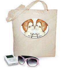 Bolsa Con una Sonrisa #arte #art #ilustración #moda