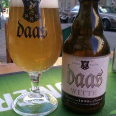 Another OT in stockholm.. Daas Witte. Belgian Wheat beer