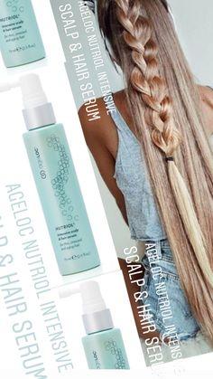 Hair System, Nu Skin, Hair Serum, Healthy Skin Care, Laughter, Facial, Sunshine, Glow, Hair Styles