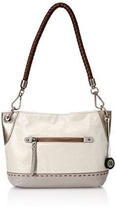 The Sak Indio Demi Hobo Bag, Cloud Sparkle Block, One Size *** You can get more details at