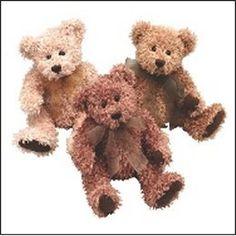 Scruffy Teddy Bears