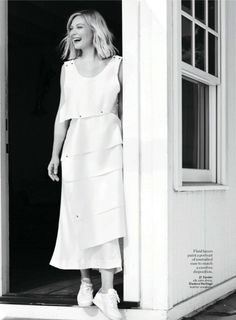 Kirsten Dunst for InStyle US March 2016