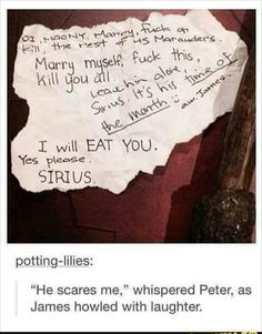 I just realized there was nothing that said SIRIUS was the one to write the first message but we all just /know/.