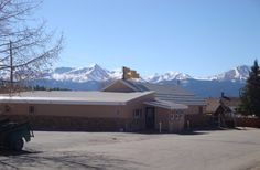 1. The Leadville Grill Bar