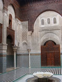 Fez, Morocco  - Explore the World with Travel Nerd Nici, one Country at a Time. http://travelnerdnici.com