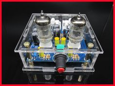 compare prices tiancoolkei 6j1 tube preamp amplifier board pre amp headphone amp 6j1 valve preamp #tube #amplifier #kit