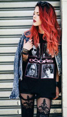 lua p the doors shirt