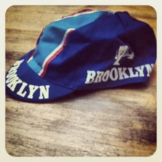 BROOKLYN cycling cap - #fixie