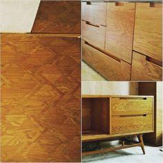Woodwork. Nearing completion. #MuseLAB #Mumbai #khar #interiors #woodwork #interior #details #teak #veneer #furniture #craftsmanship #luxe #luxuryinteriors de instamuselab