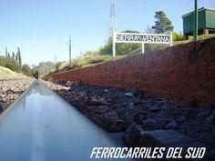 ferrocarriles del sud: QUE VUELVA EL TREN! COMARCA SERRANA DE LA VENTANA