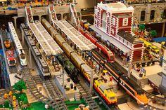 legotrein forum // legotrain forum :: Onderwerp bekijken - trein stations // train stations