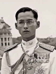 King of Thailand. My beloved King, ♥Bhumibol Adulyadej, Rama IX, the ninth monarch of the Chakri Dynasty, crowned on the 9th June 1946, is the longest ever reigning King of Thailand and the defender of the Buddhist faith in Thailand. http://www.islandinfokohsamui.com/