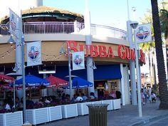 Bubba Gumps, Long Beach, CA