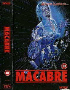 Macabre aka Frozen Terror (1980) Horror