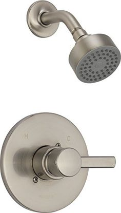 Modona 10 Rain Shower Head And S Long Shower Arm With Flange